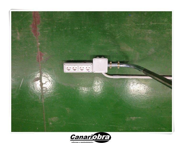 Instalación Electrica Cash Diplo