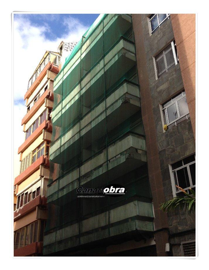 Reparación fachada Las Palmas