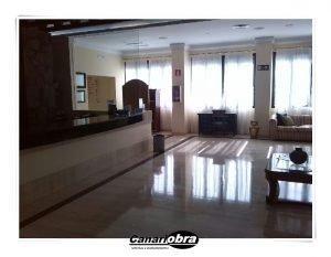 Pulido pisos Hotel Santa Brigida