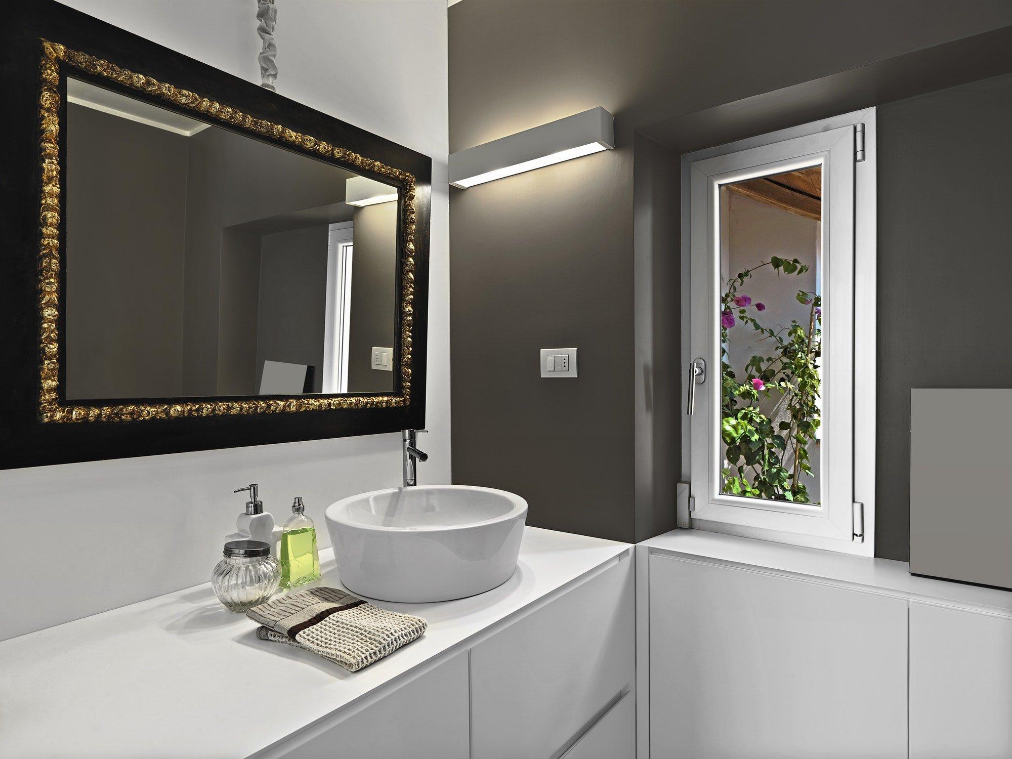 Reformas Baños Interior de baño moderno