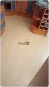 Cambio pavimento piso Las Palmas