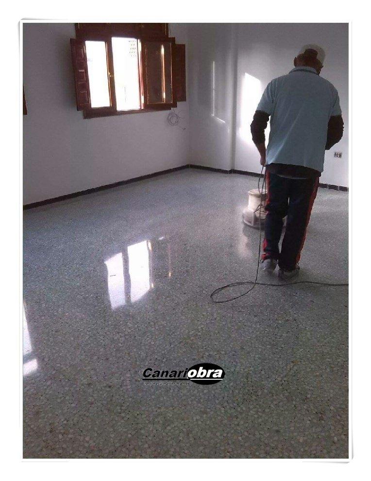 Pulir piso Las Palmas