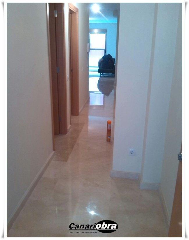 Pulido piso Las Palmas