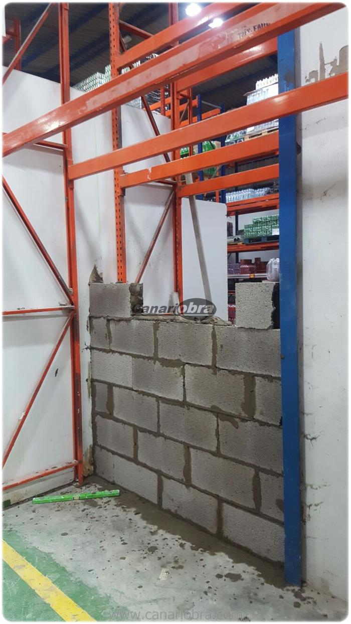 Reparación de muro Cash Diplo